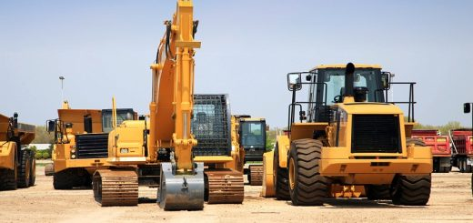 5 Benefits of Leasing Construction Machinery