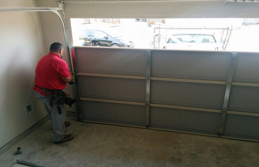 Garage Door Repair Services in Van Nuys